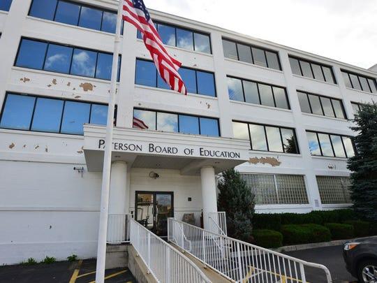 Paterson Board of Education headquarters.