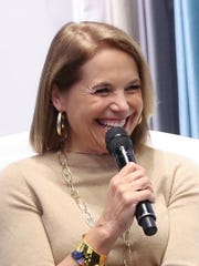 Katie Couric is set to write about her personal and