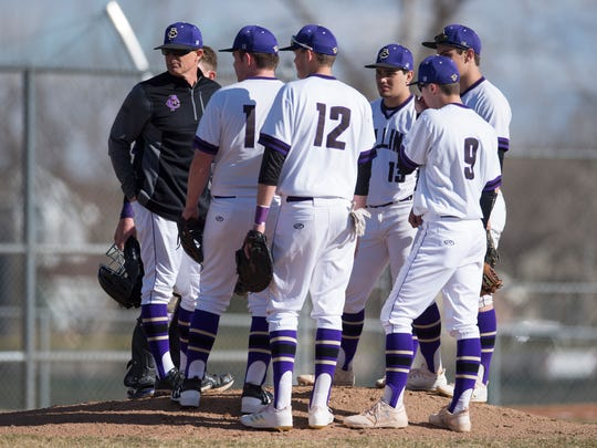 The Fort Collins baseball team hosts Bear Creek at 11 a.m. Saturday.