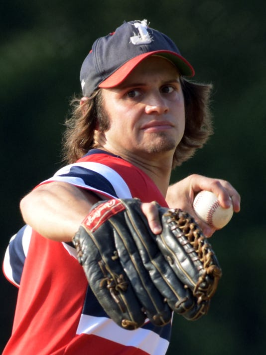 Jacobus starter Mike Crowe pitched a complete-game, two-hitter vs. East Prospect on Wednesday to pick up the win.