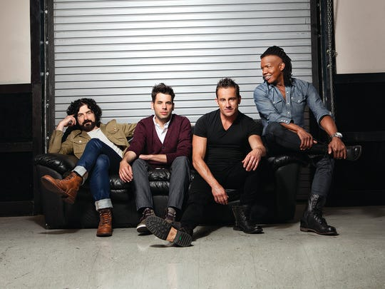 """Catch Newsboys' """"Love Riot Tour"""" April 8 at the Pavilion at the Oregon State Fairgrounds. Tickets are $25 to $100."""