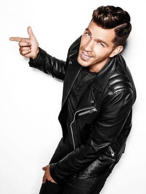 """Before he had a multi-platinum hit with """"Honey, I'm Good,"""" Andy Grammer was a street performer in Santa Monica. He plays the Weidner Center on April 13."""