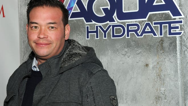 "NEW YORK, NY - JANUARY 31:  TV personality Jon Gosselin attends MAXIM Magazine's ""Big Game Weekend"" Sponsored By AQUAhydrate on January 31, 2014 in New York City.  (Photo by Ben Gabbe/Getty Images for AQUAhydrate) ORG XMIT: 465940715 ORIG FILE ID: 466238165"