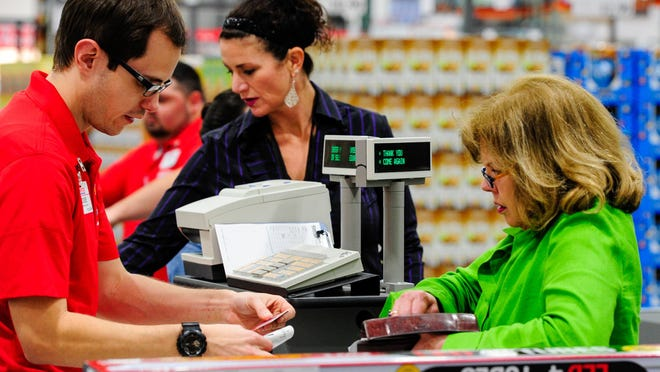 Shoppers gave Lafayette Parish its highest-ever retail sales in July.