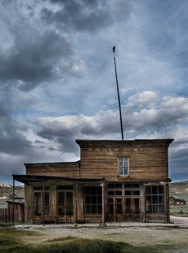 My name is Matthew Christopher, and I've spent the last decade chronicling American ruins in my Abandoned America website and book series. You can also follow my travels on Twitter at @abandonedameric.