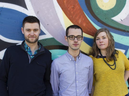 Jazz trio Twin Talk (pictured) and pop rock band Day Creeper play Monday at the Spot Tavern.