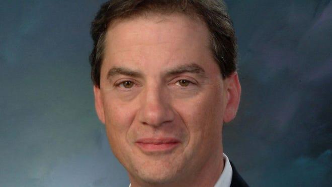 Former Detroit Land Bank Authority chief Kevin Simowski.