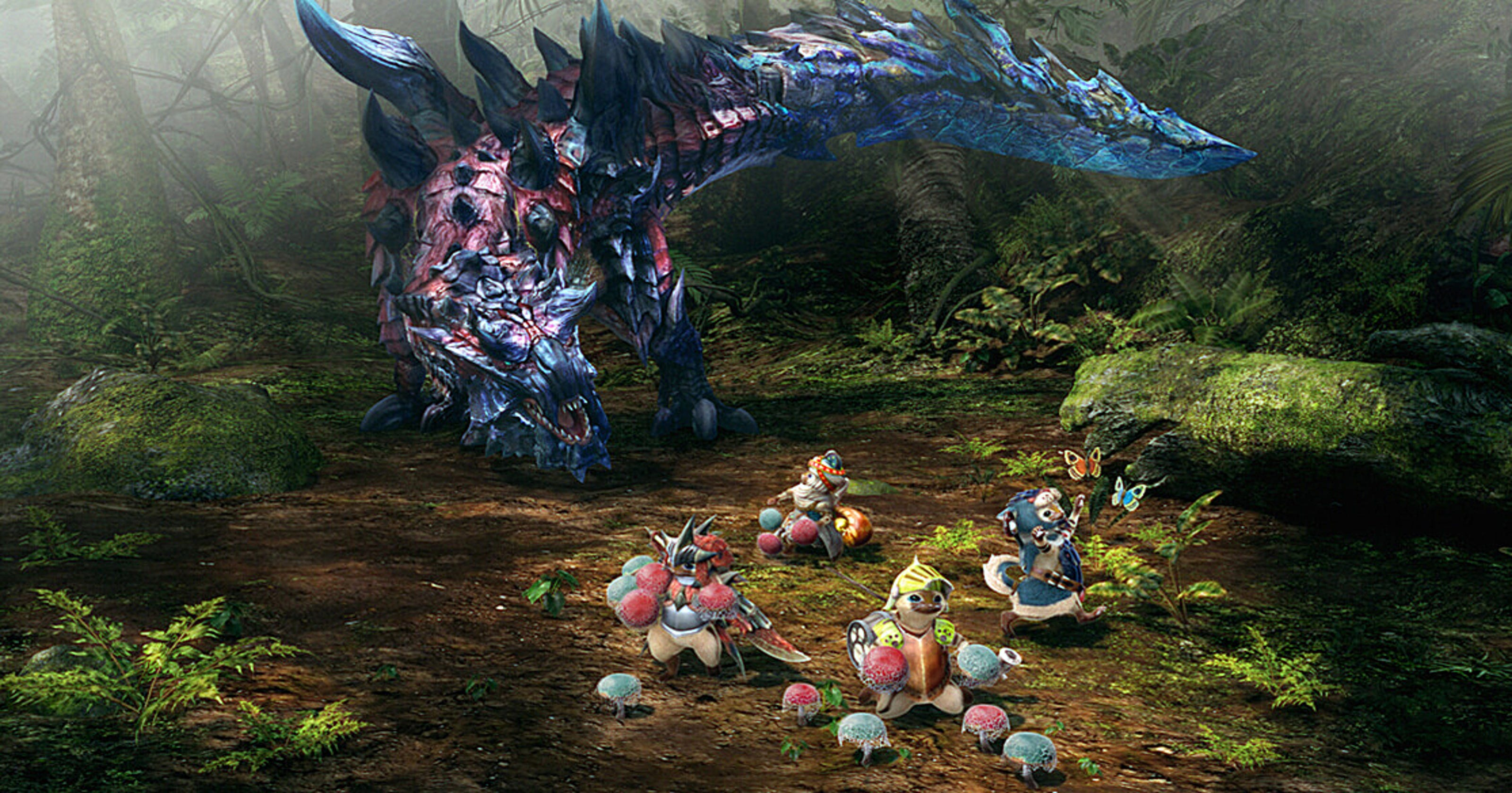 MHXX: Monster Hunter Generations Ultimate, MHGU Key Quests