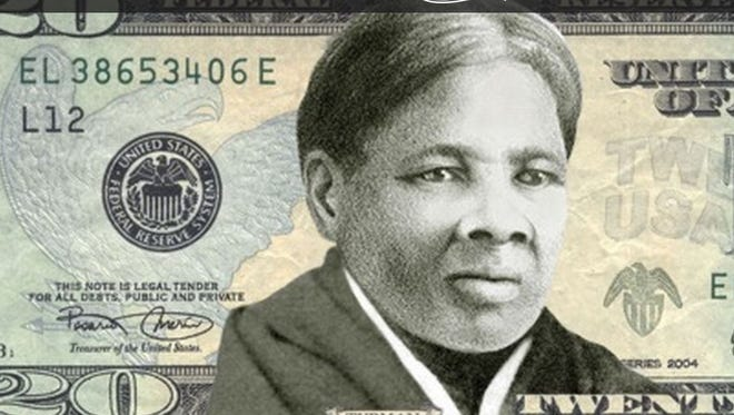 The new $20 bill may look like this.