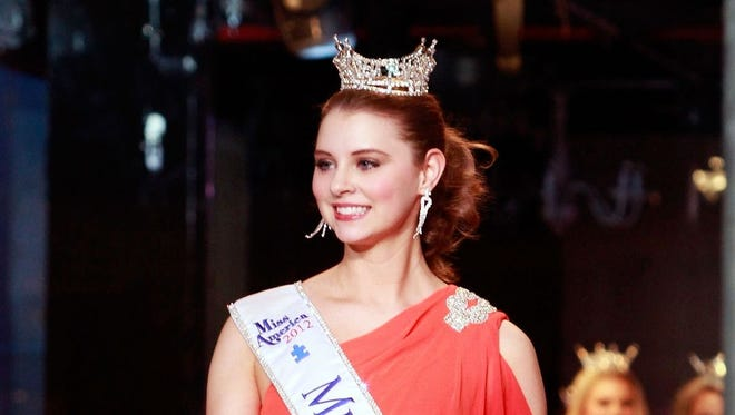 Alexis Wineman was the first Miss America on the autism scale.