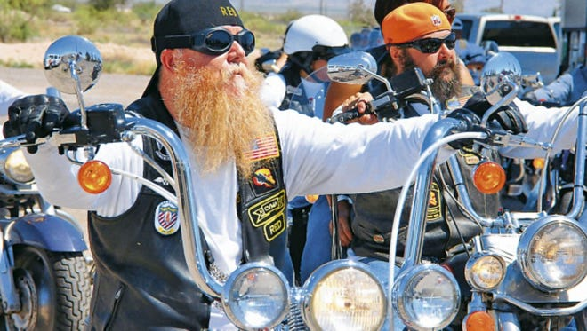 The2016 Aspen Cash Motorcycle Rally trade show runs from 10 a.m. to 7 p.m. today, 10 a.m. to 8 p.m. Saturday and 9 a.m. to 2 p.m. Sunday. Admission is $8 at the door