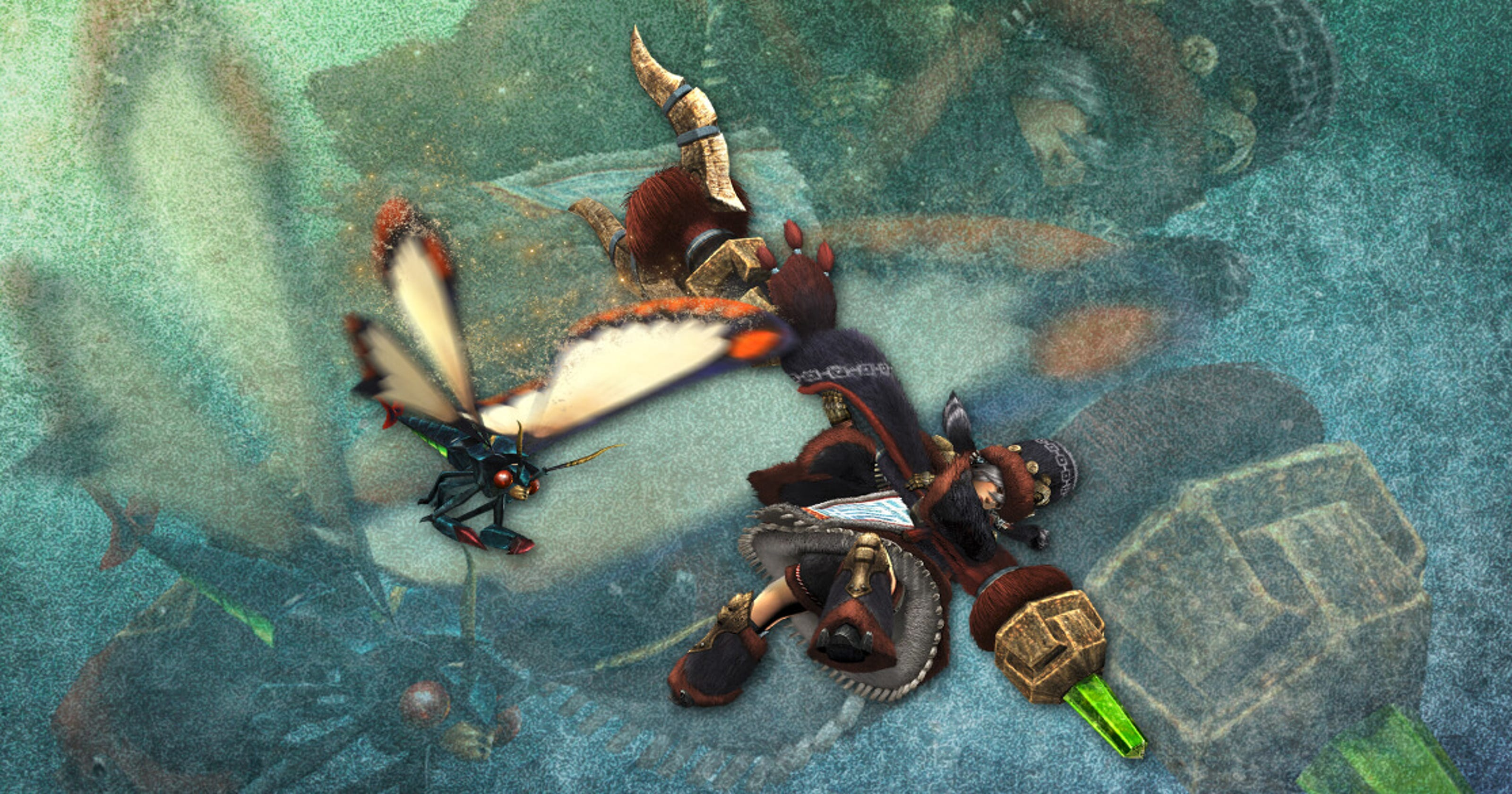 Monster Hunter Generations Kinsect Leveling Guide | Technobubble