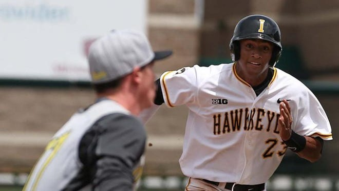 Polk County graduate Joel Booker is a player in the Chicago White Sox organization.