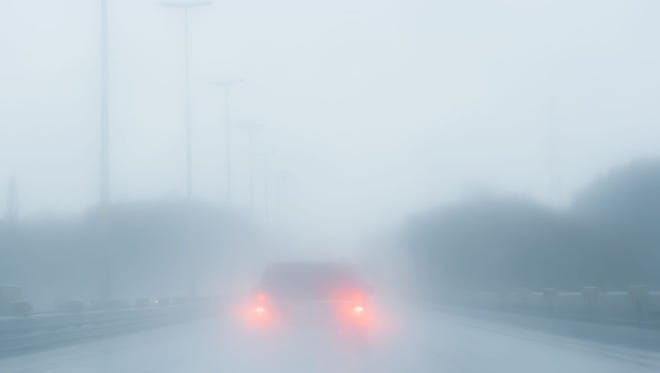 Schools in parts of Delaware are opening late because of fog.