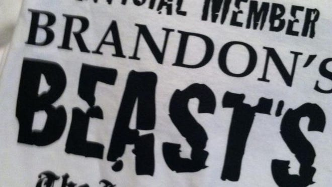 Brandon's Beasts logo