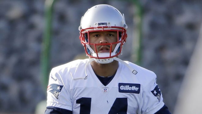 Michael Floyd is active the the Patriots' game vs. Jets in Week 16.