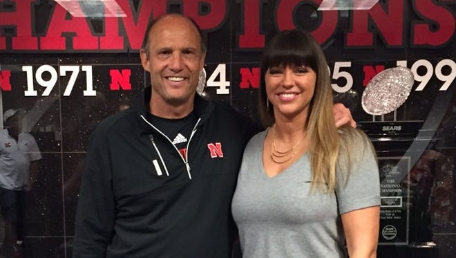 Sexual assualt victim Brenda Tracy has met with several high profile college football programs over the past few years including former Oregon State coach and current Nebraska coach Mike Riley.