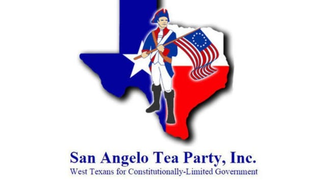 San Angelo Tea Party