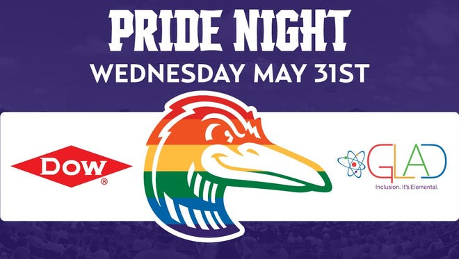 The Great Lakes Loons will host their first Pride Night on May 31.