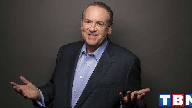 Huckabee will be filmed in front of a live studio audience downtown