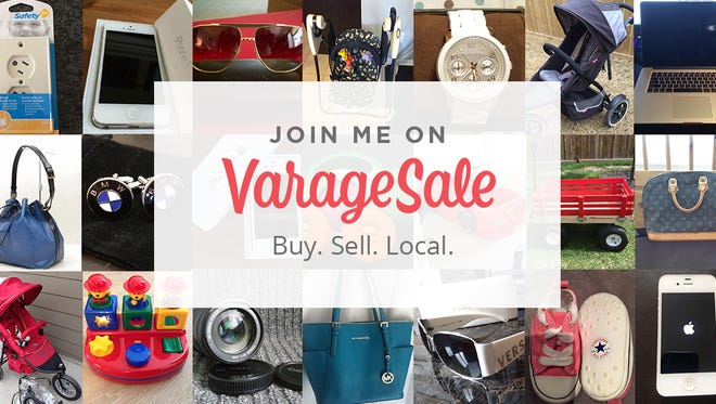 Sell your stuff with these apps that replace garage sales