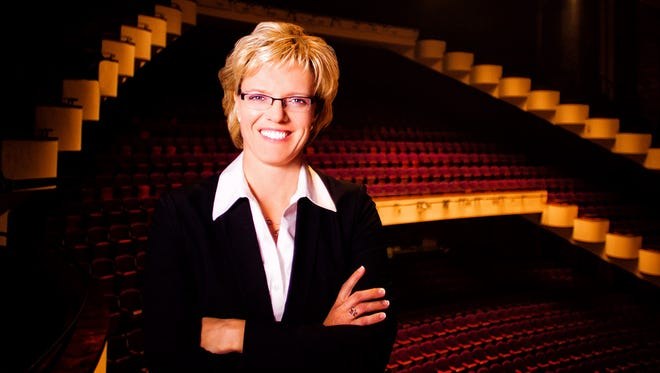 After eight years at the helm of the SDSO, Executive Director Jennifer Boomgaarden has accepted a position of the President and CEO of the Omaha Symphony.