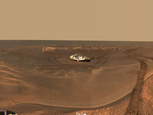 nasa mars rover landing today - photo #42