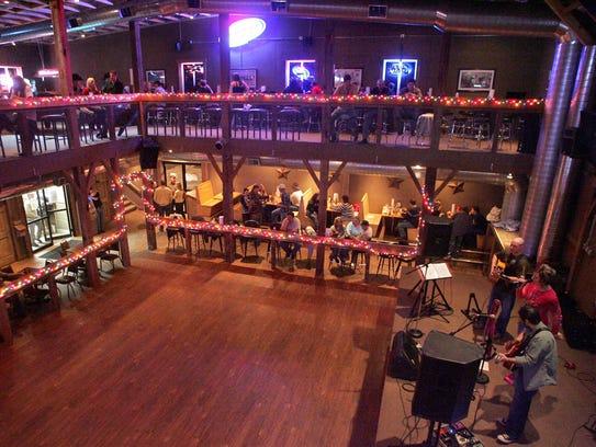 The Vidalias perform at Wildwood Smokehouse & Saloon
