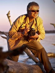 Space Coast Birding and Wildlife Festival's keynote speaker is nature photographer and journalist John Moran. He will share his commitment to the future of Florida's water.