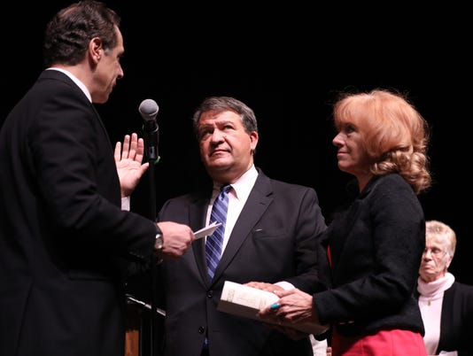 Westchester County Executive inauguration