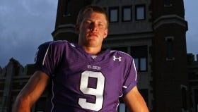 Kyle Rudolph was the cover star of the 2007 Enquirer high school football section