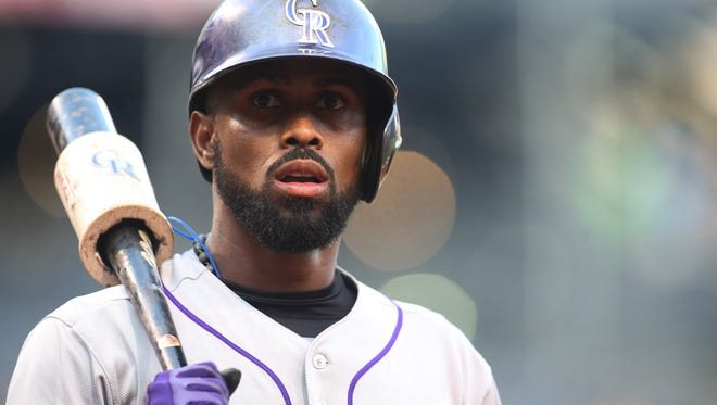 Jose Reyes was suspended the first 51 games of the 2016 season.