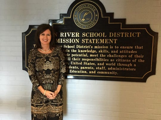 Dr. Heather Statler is heading an Indian River School