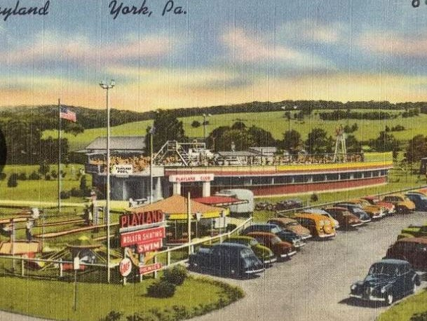 Check out this huge gallery of old postcards depicting York County!
