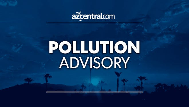 Stay informed on pollution advisories at azcentral.