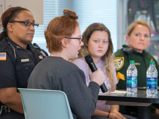 PACE-law enforcement forum