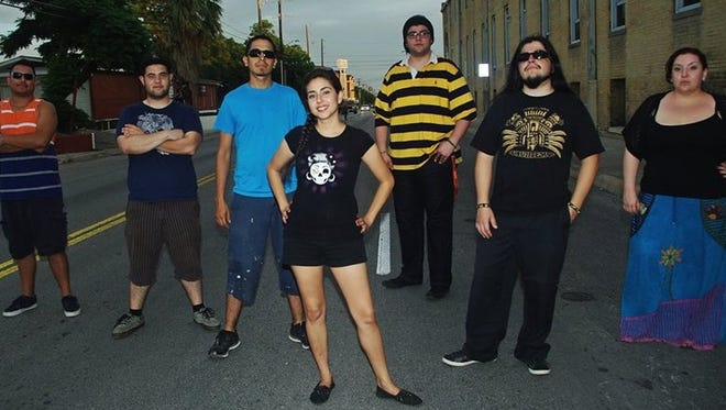 El Paso band, Chuco Soul Project, will perform Friday during the Rock the Red Kettle benefit concert for the Salvation Army.