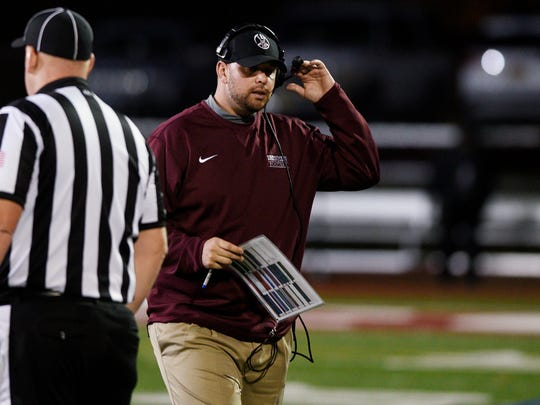 Don Bosco head coach Mike Teel and the seventh-seeded Ironmen will be looking to snap a four-game losing streak when they play No. 2 St. Peter's Prep in the first round of the Non-Public Group 4 playoffs.