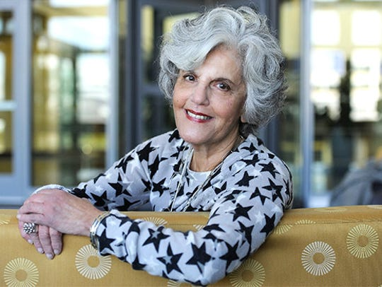 Sky Foundation founder Sheila Kasselman is a nine-year