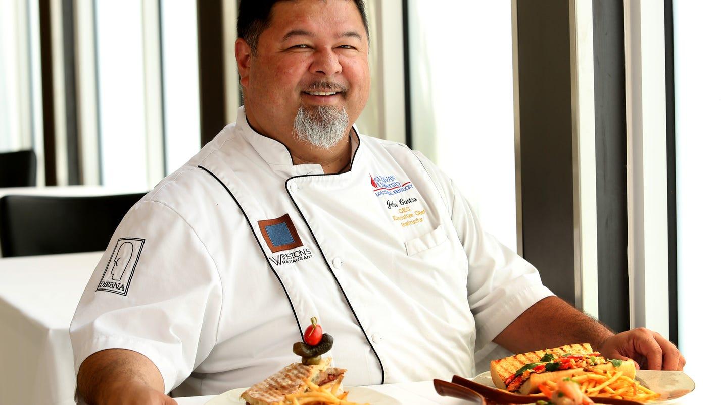 Cook\'s Corner | Winston\'s chef John Castro\'s menu is a blend of ...