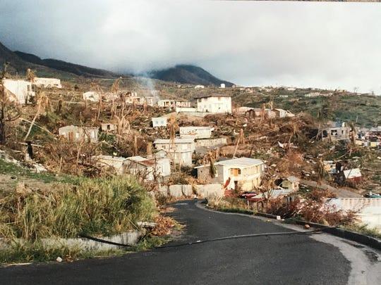 Hurricane Hugo decimated Montserrat in 1989. Will Irma