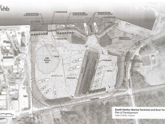 CC Terminal Plan of Development