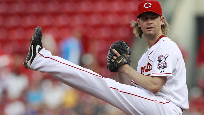 """Bronson Arroyo hasn't pitched in the big leagues since 2014 after having """"Tommy John"""" surgery to replace the UCL in his right elbow."""
