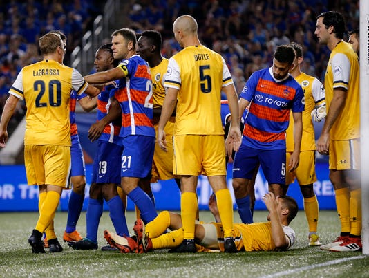 Nashville SC at FC Cincinnati
