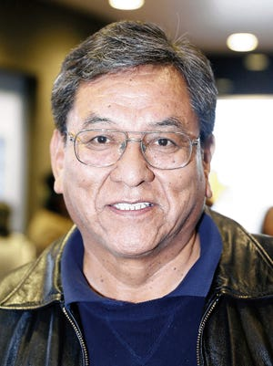 Navajo Nation President Russell Begaye