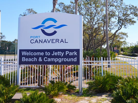 Of the 45 acres of land at Jetty Park, 35.4 acres is owned by Port Canaveral and 9.6 acres is owned by Brevard County.
