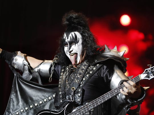 Ace Frehley Accuses Sex Addict Gene Simmons Of Groping His Wife