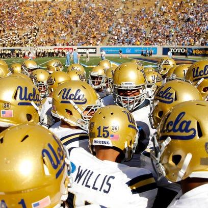 UCLA enters the 2015 season at No. 14 in the preseason