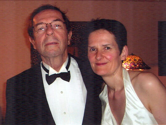 Jim and Uli Willwerth celebrate every anniversary by