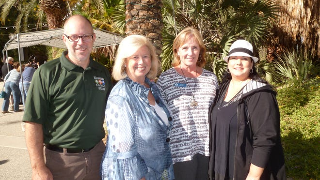 (From left to right) Chris Fife, Aliede Bennett, Suzanne Matthews and Eve Fromberg-Edelstein.